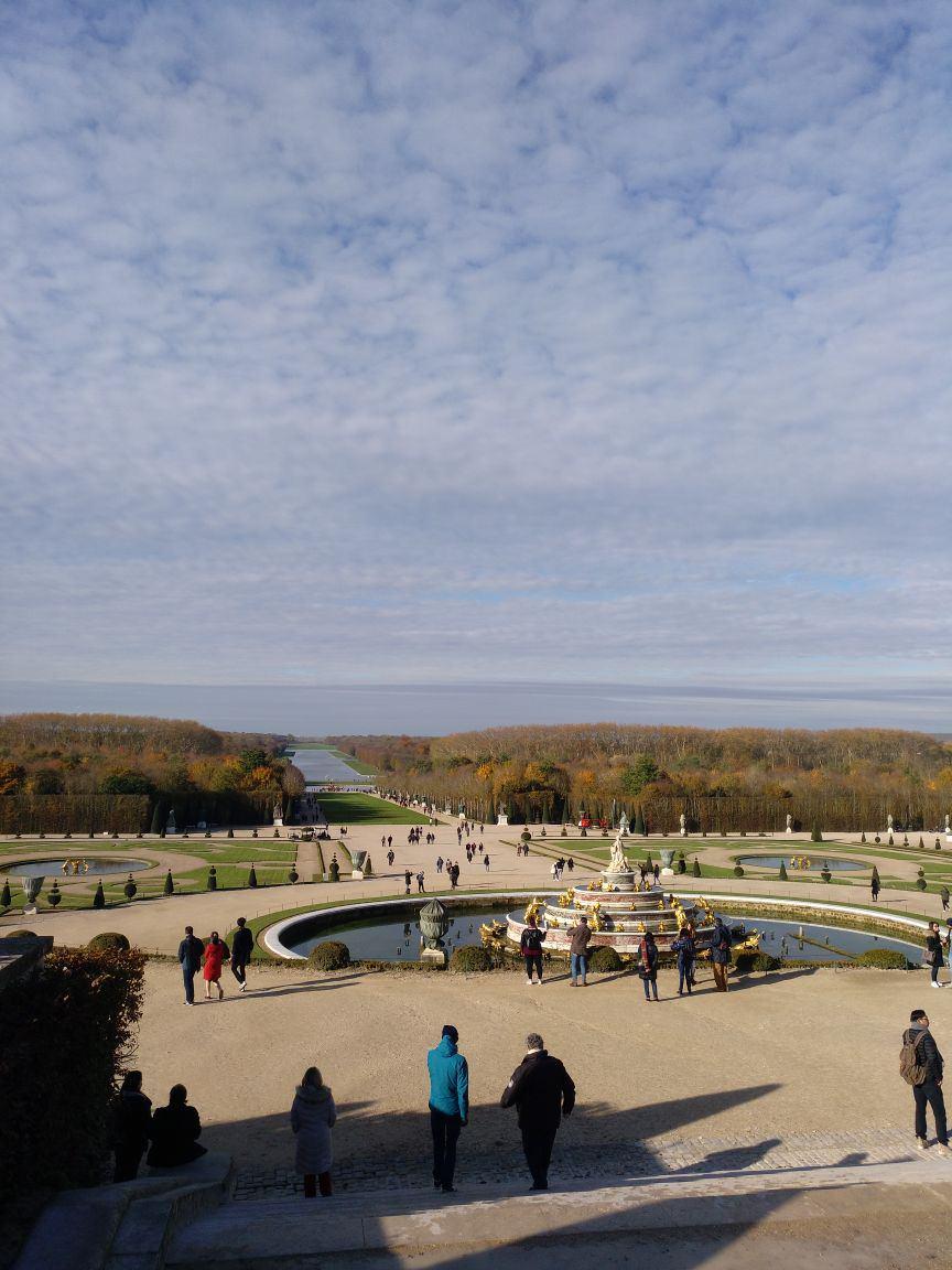 Versailles-Garten